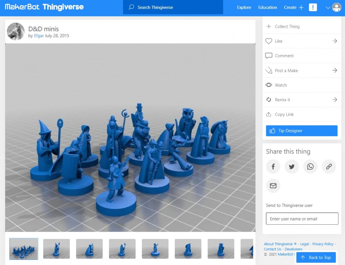 30 Cool Things to 3D Print for Dungeons & Dragons