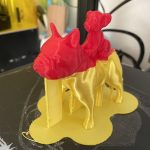 Does PLA, ABS, PETG, TPU Stick Together? 3D Printing on Top